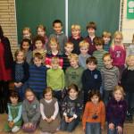 Klassenfoto 1a, Lehrerin: Renate Heuser