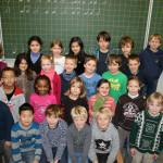 Klassenfoto 3b, Lehrerin: Barbara Schmitt